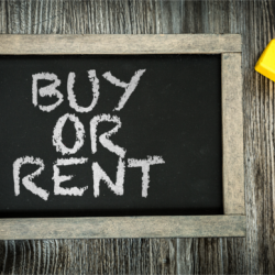 Rent vs Buy: Real Estate